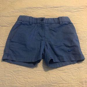 Nike Girls Golf Shorts